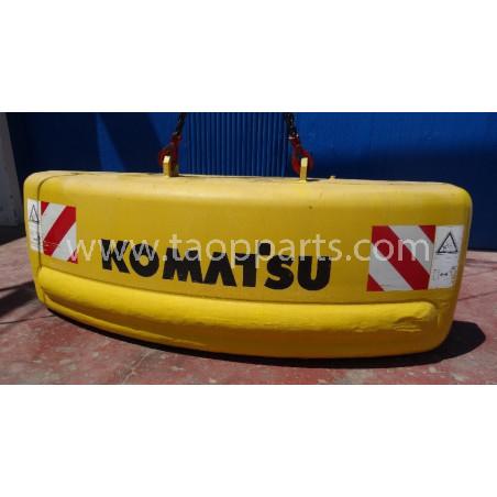 Contrapeso Komatsu 206-46-K2490 para PC290-6 · (SKU: 1566)