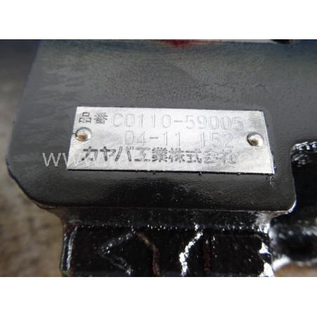 Komatsu Valve 425-S99-3450 for WA470-5 · (SKU: 1580)