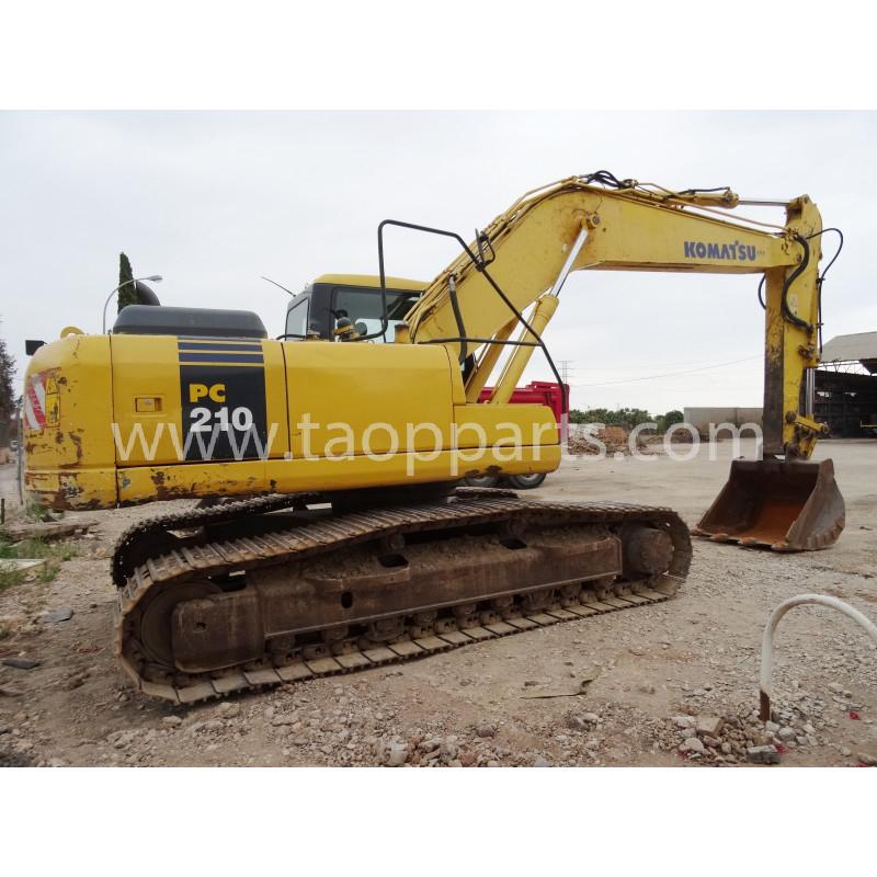 Excavadora de cadenas Komatsu PC210-7