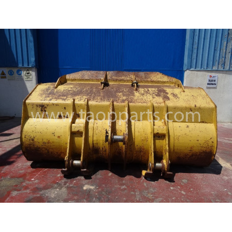 Komatsu Bucket 421-70-H2K83 for WA470-3 ACTIVE PLUS · (SKU: 1587)