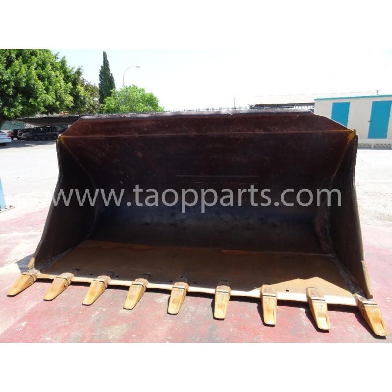 Godets Komatsu 421-70-H2K83 pour Chargeuse sur pneus WA470-3 · (SKU: 1583)