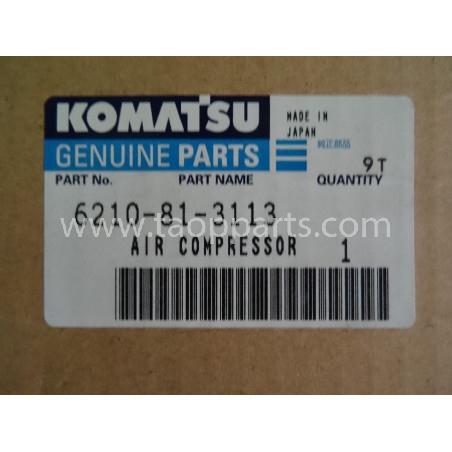 Compresseur Komatsu 6210-81-3113 pour HD325-6 · (SKU: 1619)