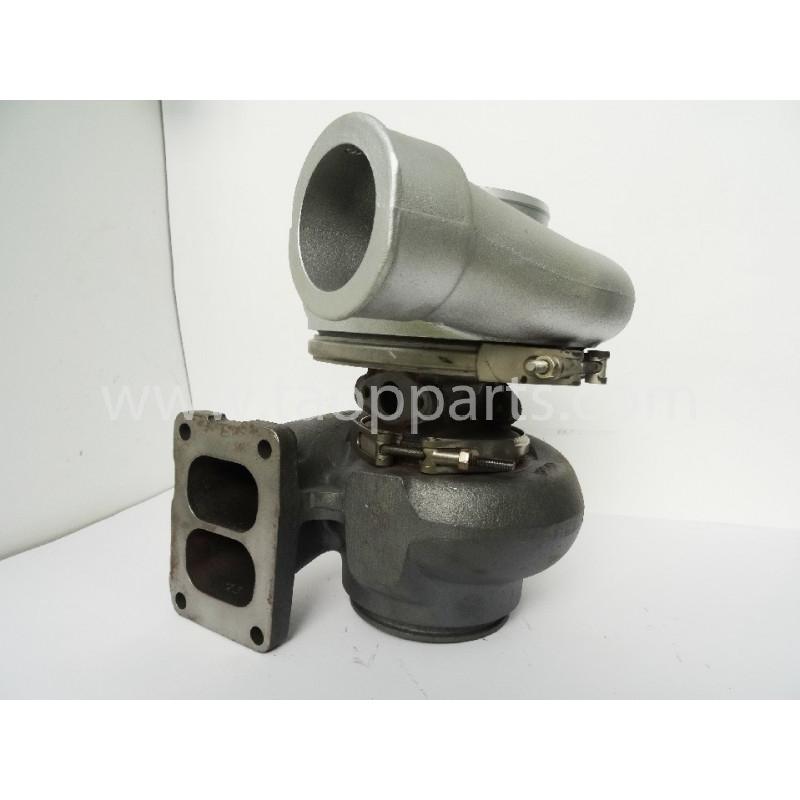 Turbocompresor reacondicionado Komatsu 6156-81-8110 para WA470-5 · (SKU: 1620)