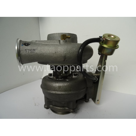 Turbocompresor usado...