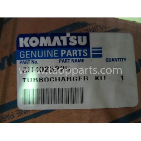 Turbocompresor Komatsu CU4025225 para WA430-6 · (SKU: 1622)