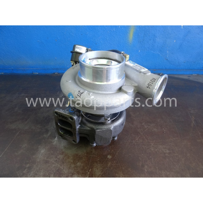 Turbocompresor Komatsu 6754-81-8180 para WA380-6 · (SKU: 1624)