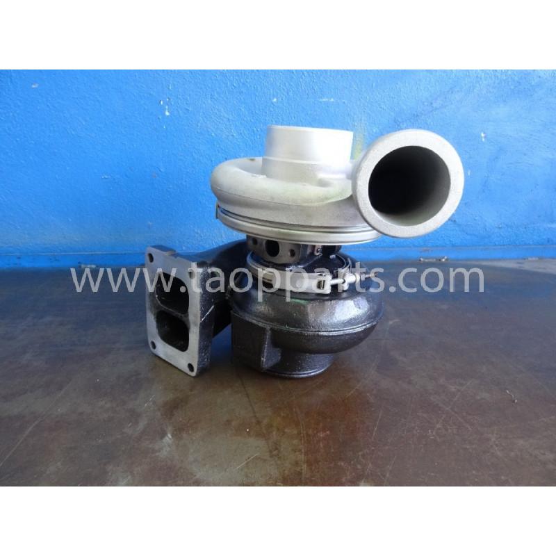 Turbocompresseur 6152-82-8220 pour Chargeuse sur pneus Komatsu PC450-6 · (SKU: 1625)