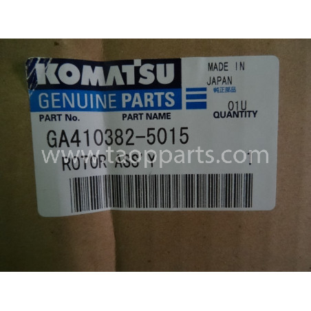 Turbocompresor Komatsu...