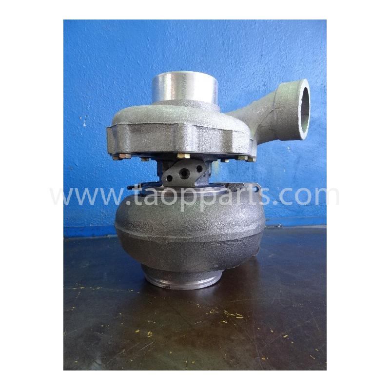 Turbocompresor reacondicionado Komatsu 6152-82-8210 para WA470-3 · (SKU: 1629)