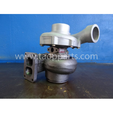 Turbocompresseur Komatsu 6152-81-8210 pour PC400-5 · (SKU: 1630)