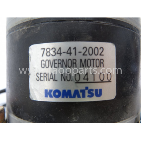 Komatsu Electric motor 7834-41-2001 for PW200-7 · (SKU: 1645)