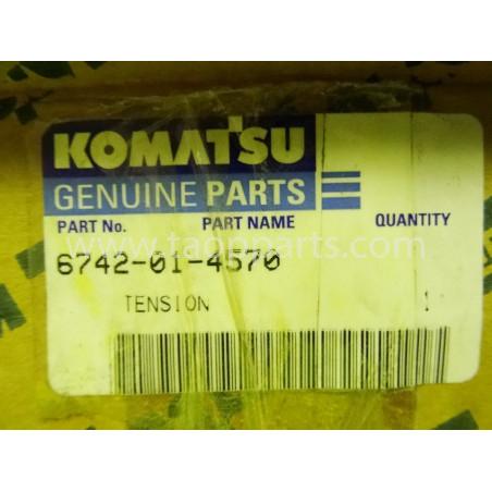 Tensor Komatsu 6742-01-4570 para PC340NLC-3 T3 · (SKU: 1646)
