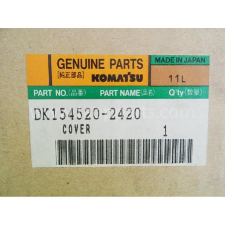 Tapa Komatsu DK154520-2420 para WA600-1 · (SKU: 1655)