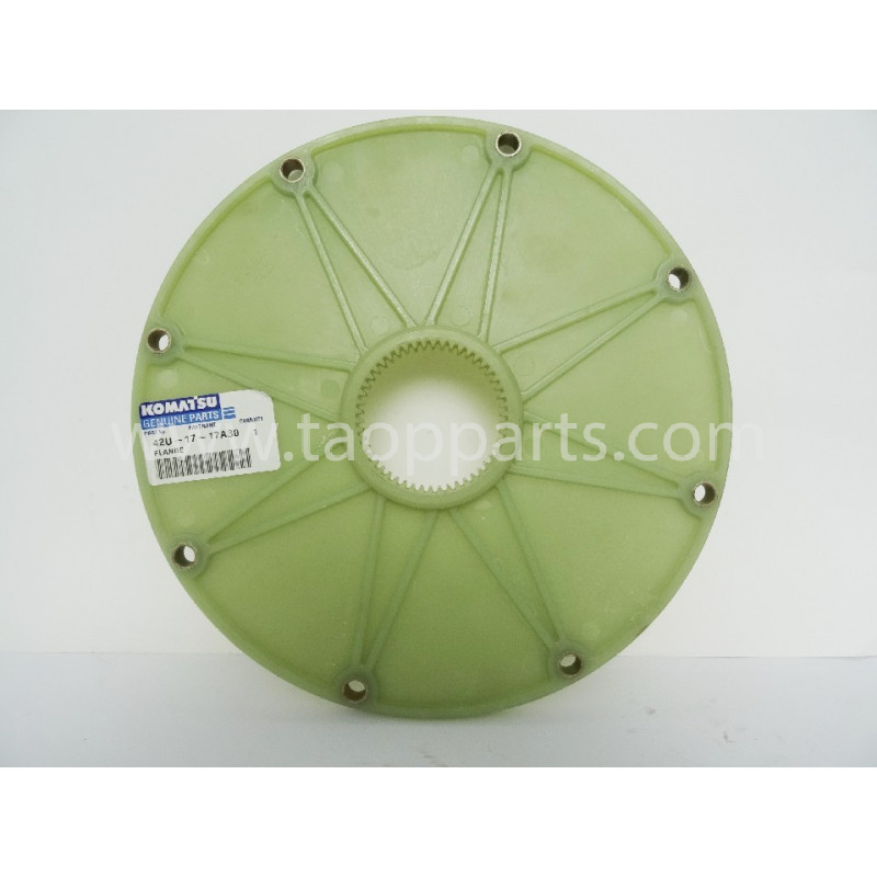 Damper disc Komatsu 42U-17-17A30 pour WA75-3 · (SKU: 1658)