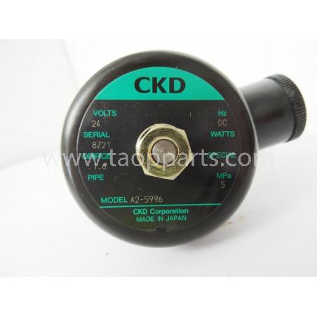 Solenoide Komatsu 569-13-41311 para HD785-5 · (SKU: 1662)