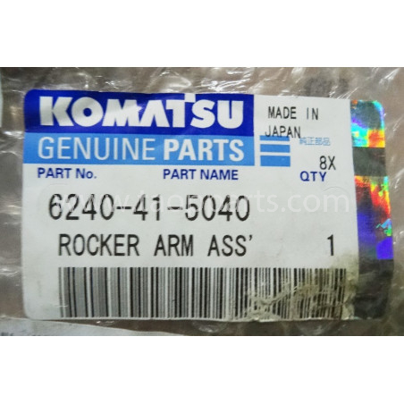 Balancín del motor Komatsu 6240-41-5040 para HD465-7 · (SKU: 1665)