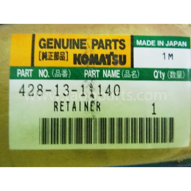 Komatsu Retainer 428-13-11140 for WA700-1 · (SKU: 1674)