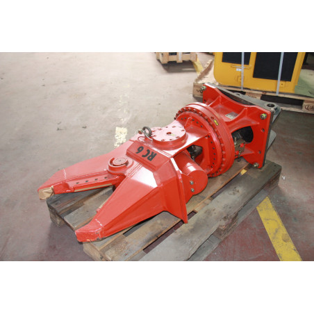 CUTTER CRUSHER RAMMER RC6 NEW