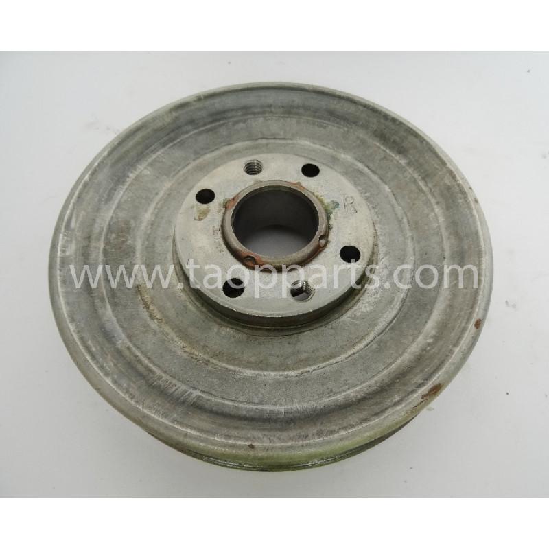 Polia ventilador Komatsu CU3883324 WA470-3 · (SKU: 1689)