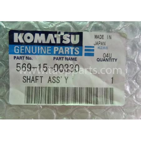 Bulon Komatsu 569-15-00330 para HD605-5 · (SKU: 1709)