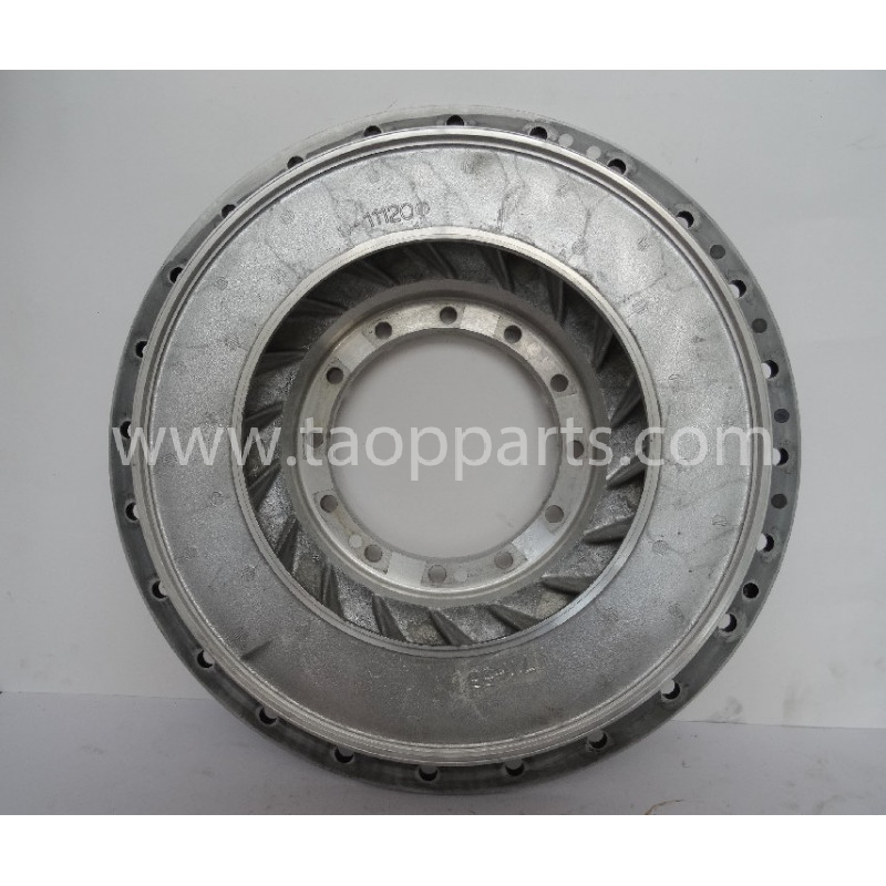 Pompe transmission Komatsu 711-53-11120 pour WA500-1 · (SKU: 1721)