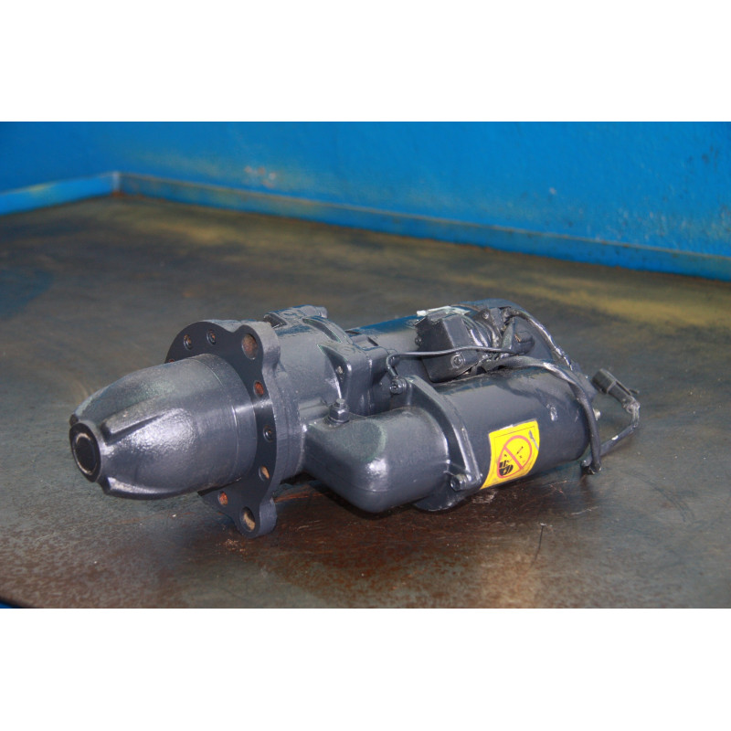 Motor de arranque reacondicionado Komatsu 600-813-7542 para maquinaria · (SKU: 304)