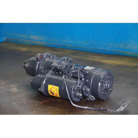 Demarreur moteur [reconditionné|reconditionnée] Komatsu 600-813-7542 pour engins · (SKU: 304)