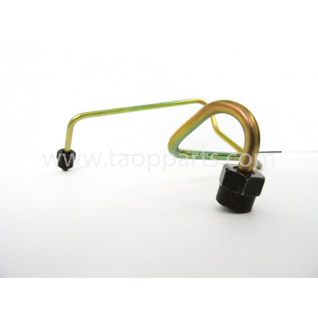 Komatsu Injection pipe YM123901-59840 for PW110 · (SKU: 1756)