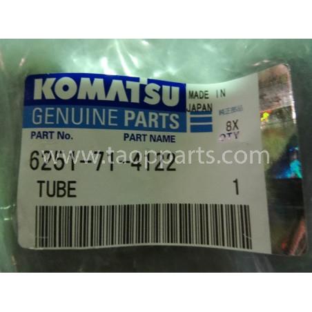 Tubo de inyección Komatsu 6251-71-4122 para D85EX-15 · (SKU: 1762)