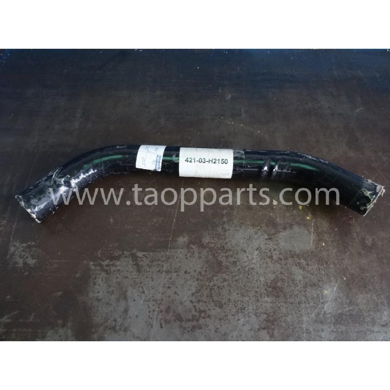 Komatsu Pipe 421-03-H2150 for WA470-3 · (SKU: 1776)