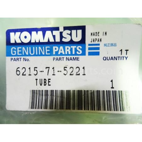 Tubo de inyección Komatsu 6215-71-5221 para HD785-5 · (SKU: 1777)