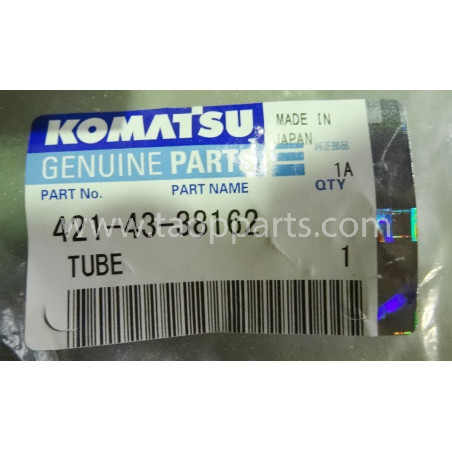 Tubo Komatsu 421-43-38162 para WA470-5 · (SKU: 1778)