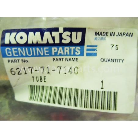 Komatsu Pipe 6217-71-7140 for WA500-3 · (SKU: 1779)