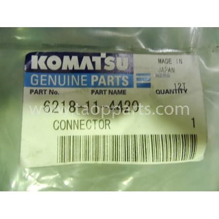 Komatsu Pipe 6218-11-4420 for PC750-6 · (SKU: 1784)