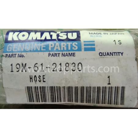 Tubo Komatsu 19M-61-21830 para D575-3 · (SKU: 1789)
