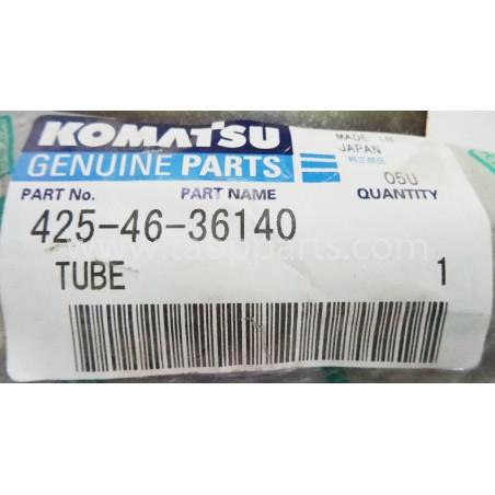 Komatsu Pipe 425-46-36140 for WA500-6 · (SKU: 1791)