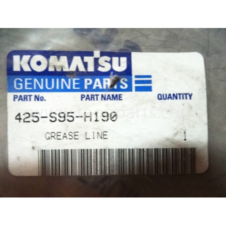 Tuyaux Komatsu 425-S95-H190...