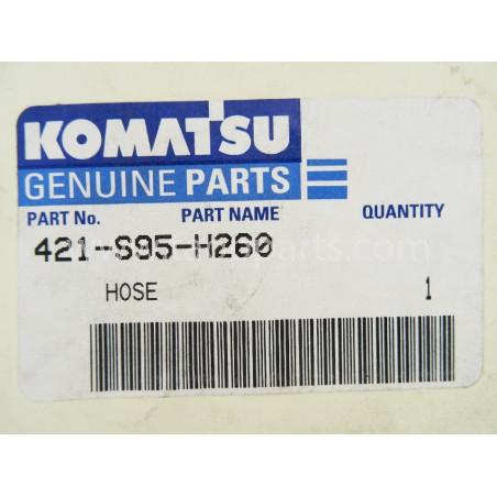 Komatsu Pipe 421-S95-H260 for WA470-3 · (SKU: 1802)