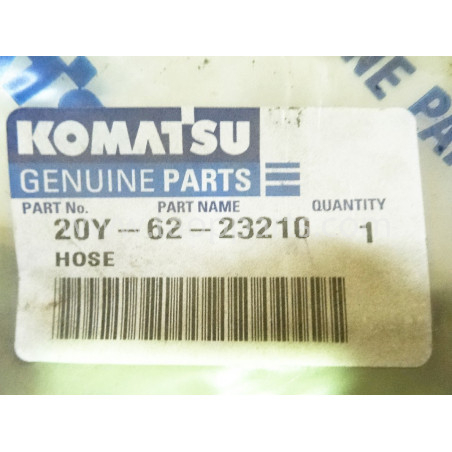 Komatsu Pipe 20Y-62-23210 for PC200-6 · (SKU: 1807)