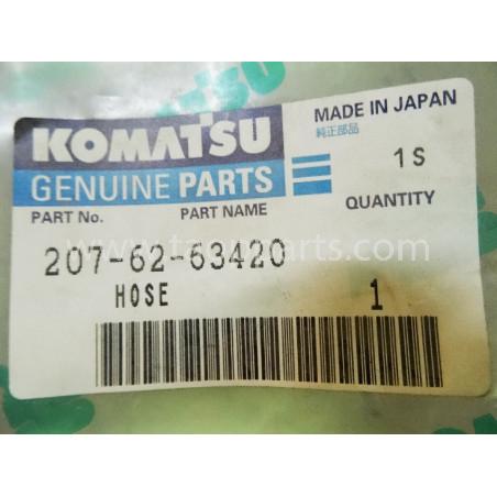 Tubo Komatsu 207-62-63420 para PC450-6 · (SKU: 1809)