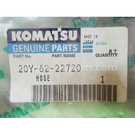 Komatsu Pipe 20Y-62-22720 for PC450-6 · (SKU: 1811)