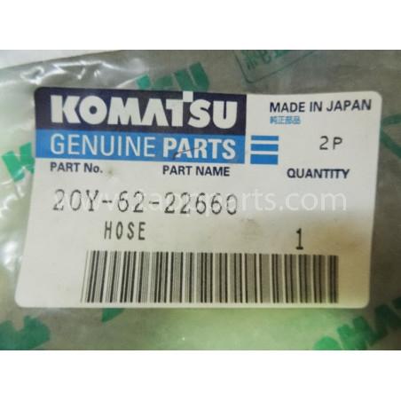 Tubo Komatsu 20Y-62-22660 para PC450-6 · (SKU: 1813)