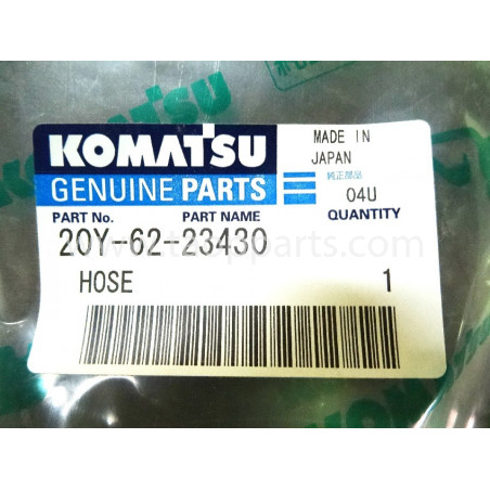 Komatsu Pipe 20Y-62-23430 for PC450-6 · (SKU: 1814)