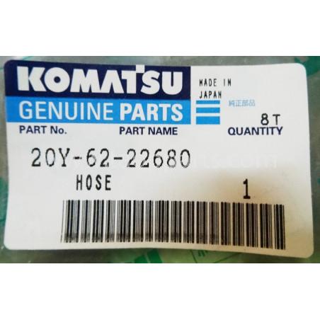 Tubo Komatsu 20Y-62-22680 para PC450-6 · (SKU: 1817)