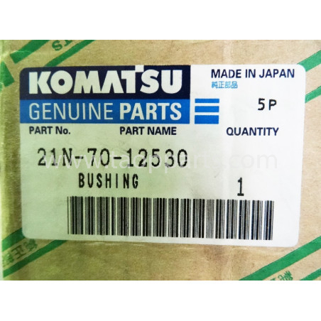 Komatsu Bushings 21N-70-12530 for PC1100SP-6 · (SKU: 1821)