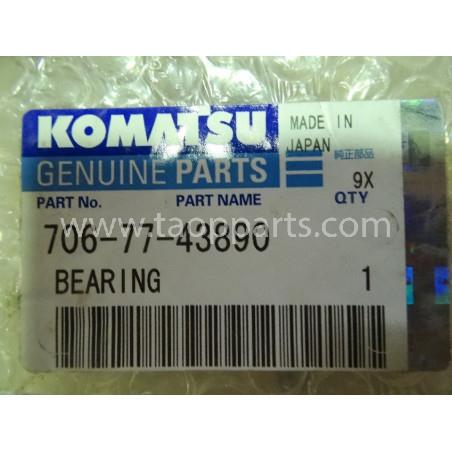 Rodamiento Komatsu 706-77-43890 para PC400-3 · (SKU: 1823)