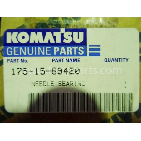 Komatsu Bearing 175-15-69420 for D155A · (SKU: 1830)