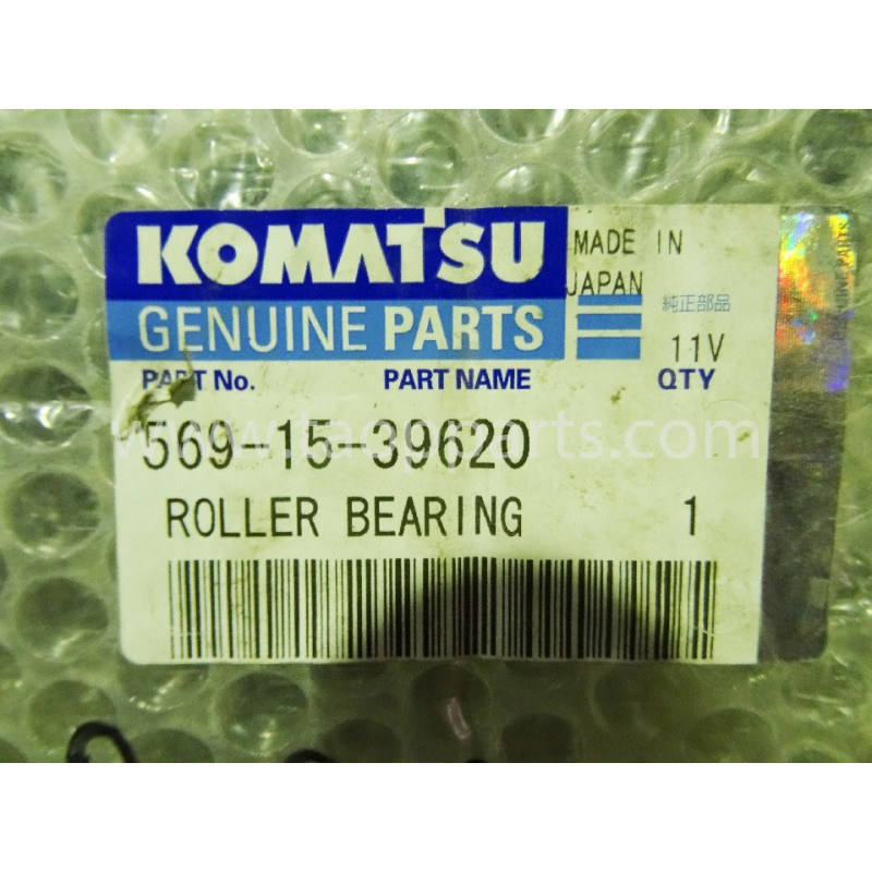 Rodamiento Komatsu 569-15-39410 para HD325-6 · (SKU: 1831)