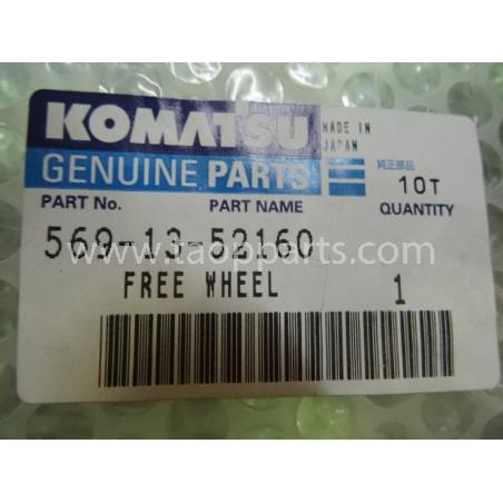Rodamiento Komatsu 569-13-52160 para HD465-7 · (SKU: 1833)