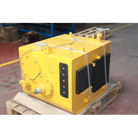 Komatsu Hydraulic Tank 207-60-75110 for machines · (SKU: 309)